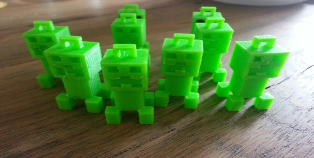 Creepers designed by Inter3d.nl